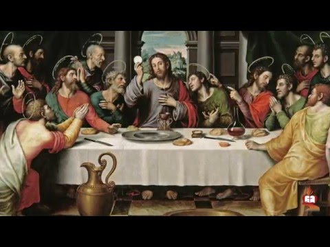 The Mass in A.D. 155: St. Justin Martyr describes the early Christian liturgy