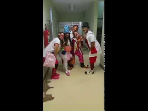 Equipe Hospitalhaços Americana - A foto!!