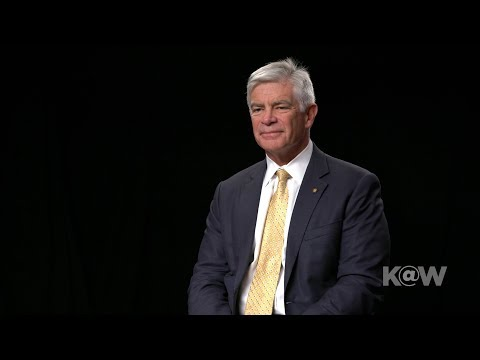The Philly Fed's Patrick Harker: The State of the U.S. Economy