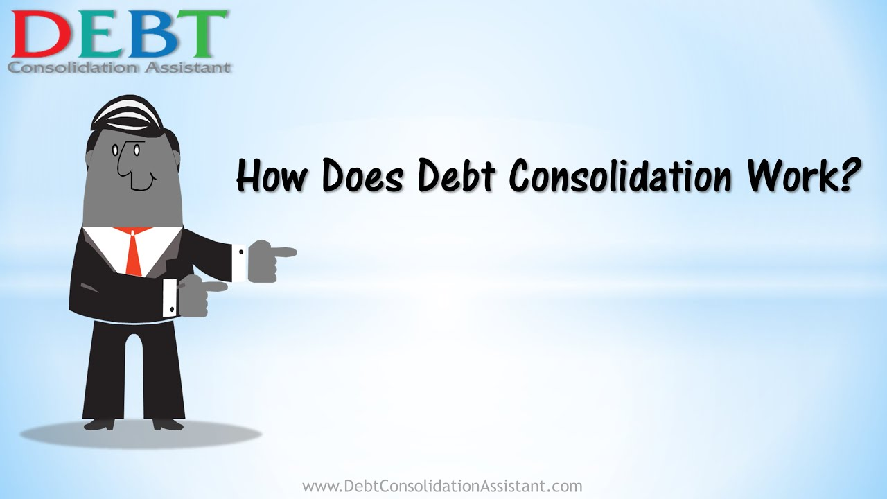 How does consolidating debt work