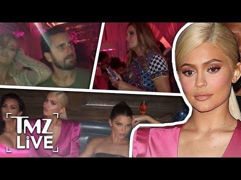 Kylie Jenner's Insane 21st Birthday Bash! | TMZ Live
