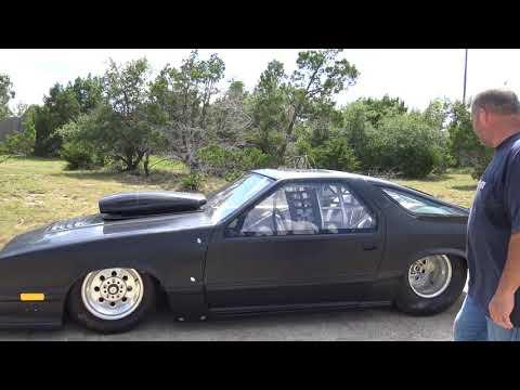 Pro Stock Dodge Daytona 80s Flashback Racecar for sale - YouTube