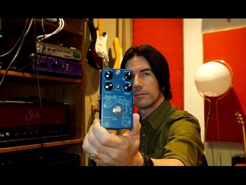 CKK Electronic Space Station Delay/Verb, demo by Pete Thorn