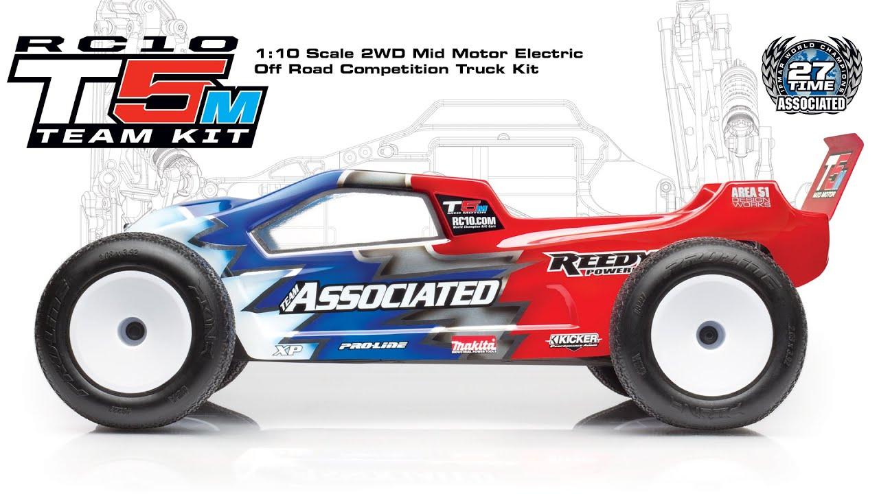 Team Associated RC10T5M Team Kit