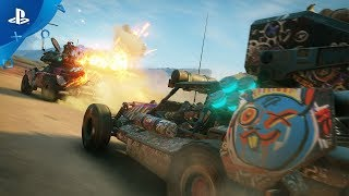 Rage 2 - E3 2018 Gameplay Feature | PS4