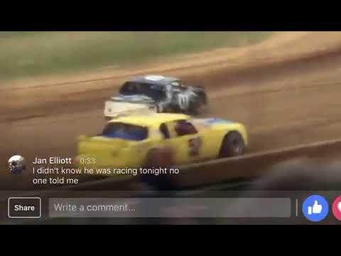 Hot laps @ Lake Ozark Speedway 9/9/17