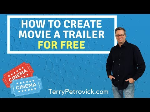 how to create a trailer