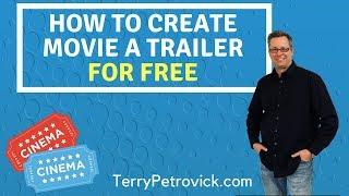 كيفية إنشاء فيلم مقطورة مجانا