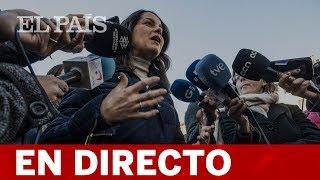 DIRECTO CIUDADANOS | INÉS ARRIMADAS anuncia su candidatura al Congreso