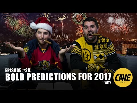 In The Cave Episode #20: Social Media Predictions for 2017