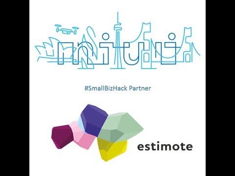 UK EDITION: Intuit Developer Friday Morning Hangout – #SmallBizHack Partner Estimote