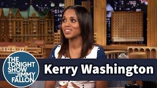 Kerry Washington Is a Mermaid Fanatic