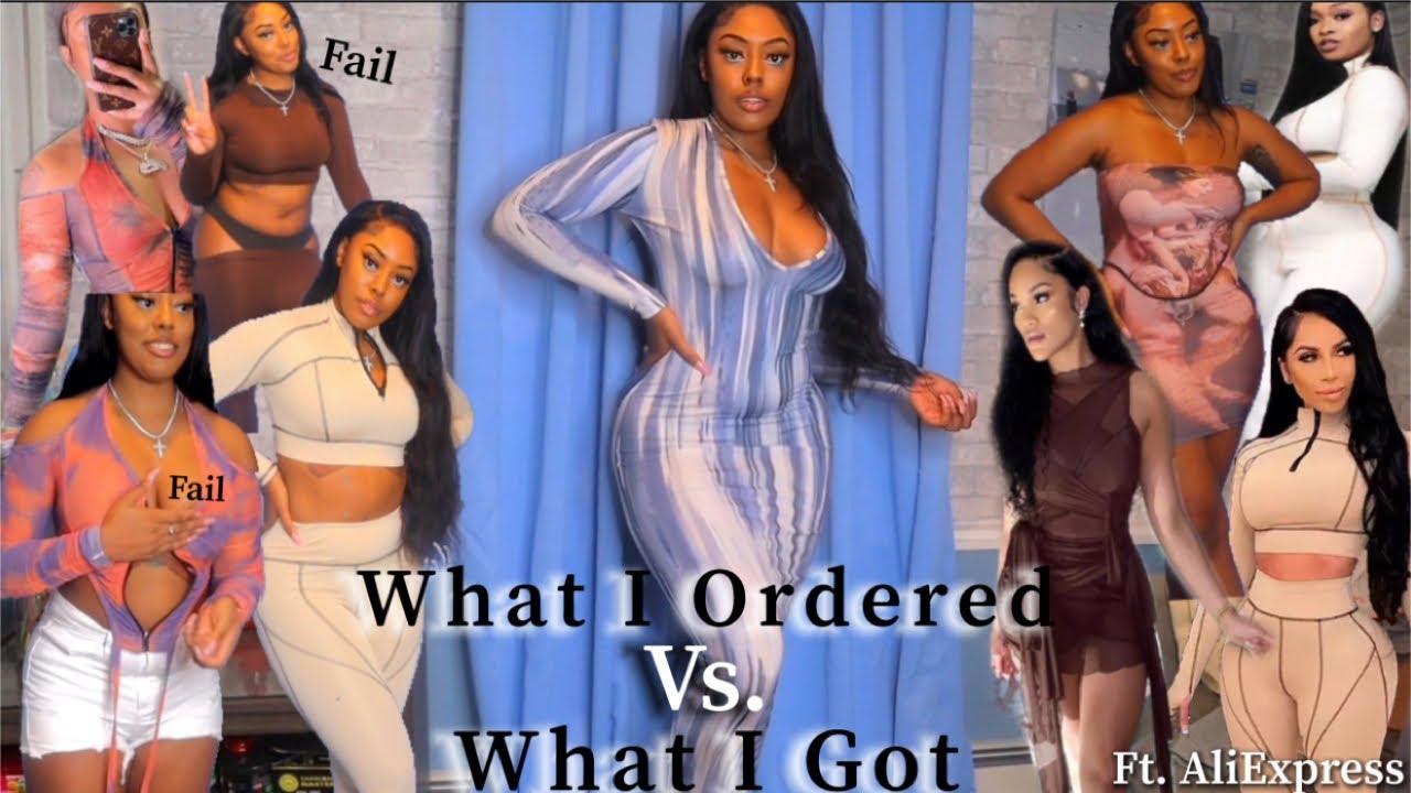 HUGE What I Ordered Vs. What I Got Haul | ft. Ali Express ~ Cute Trendy Items