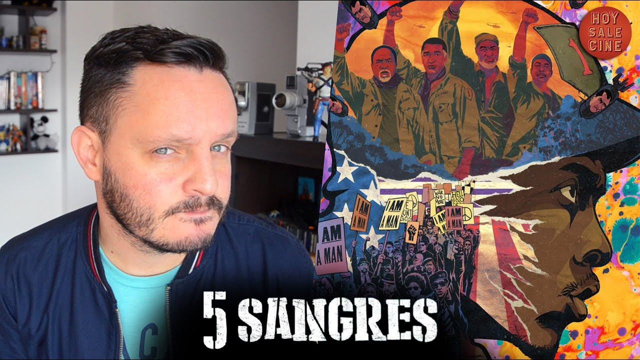 Download 5 SANGRES (Da 5 Bloods) - Crítica   #HoySaleCine con Ale Turdó