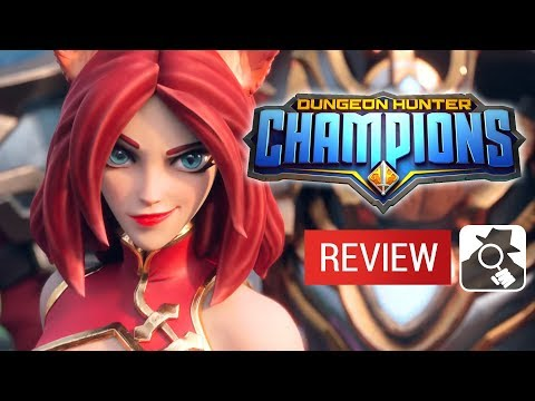 DUNGEON HUNTER CHAMPIONS | AppSpy Review