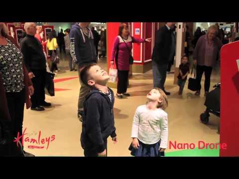 Hamleys - Nano Drone!