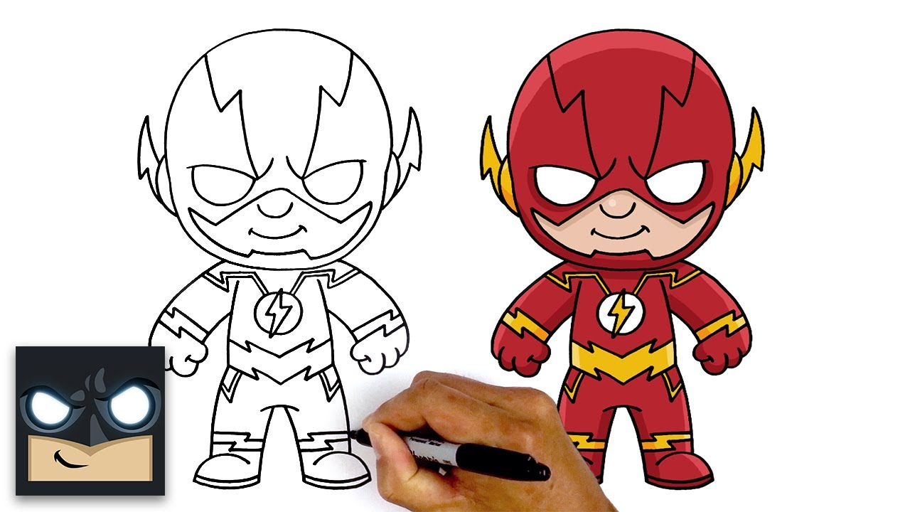 How To Draw The Flash Justice League Youtube Movie justice league batman tactical suit ver. how to draw the flash justice league