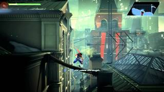 Strider 2014 PC gameplay Full HD Max Graphics