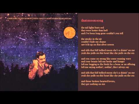 Gregory Alan Isakov - This Empty Northern Hemisphere (Full A