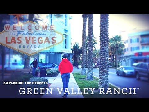 Exploring the Streets of Green Valley Ranch