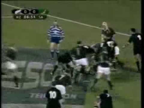 """""""Il Grande Rugby"""" - All Blacks, il mito"""
