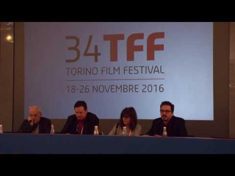 TFF34 - Conferenza stampa #SCREAMERS, di Dean Matthew Ronalds