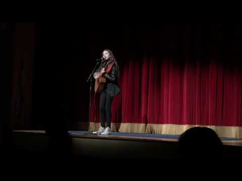 "Zia Victoria - Performing ""Do it For Someone Else"" at the JCC Sports Night of Champions"