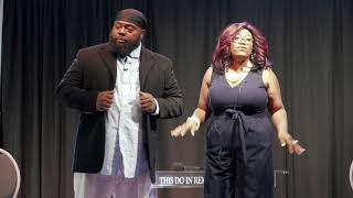 """""""Auxiliaries and the Servants Heart"""" Stage Play"""