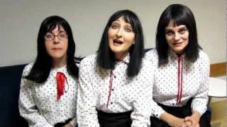 THE KRANSKY SISTERS no Theatro Circo 2.mp4