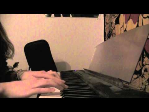 White Collar Music Box Song on Piano
