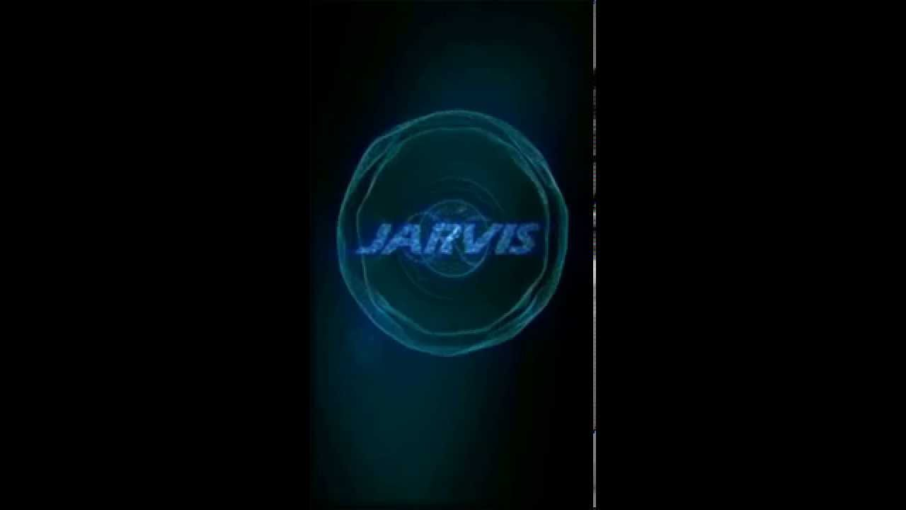 iron man jarvis booth animation vf phone theme youtube