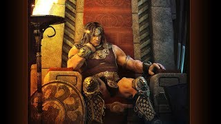 Все трейлеры Age of Conan Online (All Age of Conan Online cinematic trailers)