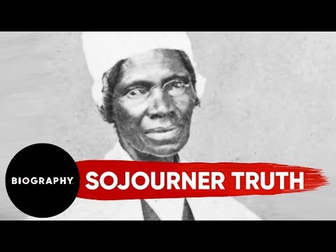 Sojourner Truth - Civil Rights Activist | Mini Bio | BIO