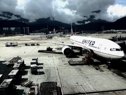 United (Pre-) Polaris Business-First Class - Hong Kong to New York (HKG - EWR)