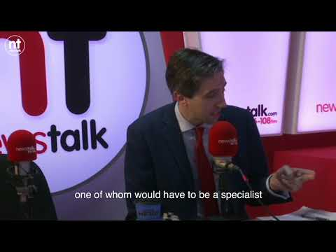 Simon Harris on abortion after 12 weeks