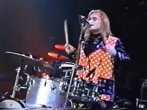 """Jellyfish """"The King Is Half Undressed"""" LIVE on The Bammies (Bay Area Music Awards) 1991"""