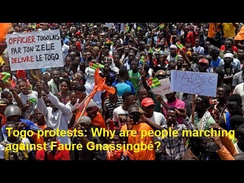 Togo protests :  Why are people marching against Faure Gnassingbé