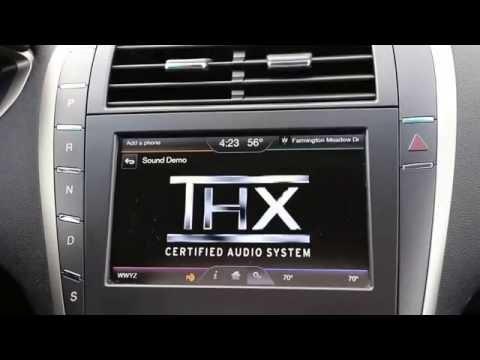 Lincoln MKZ THX Certified Audio Demo