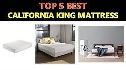 Best California King Mattress 2019
