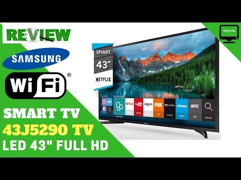 Televisor Samsung Led 43 Full Hd Smart Tv Hdmi Usb 43j5290 - Droleek Review