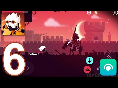 Star Knight - Gameplay Walkthrough Part 6 - 3.Lost Castle: Stages 7-12, Boss (iOS, Android)
