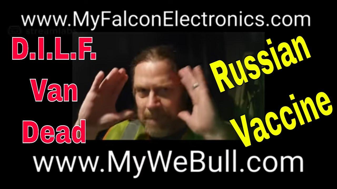 Russian Vaccine | Putins Law | North Carolina Earthquakes | RVT | Red Viking | Werewolf | Trucker