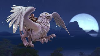 Commemorate 15 Years Of World Of Warcraft With New Alabaster Mounts