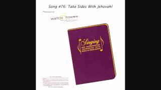 "#76 ""Take Sides With Jehovah!"" From 1966 Songbook"