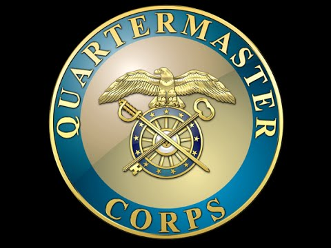 U. S. Army Quartermaster Officer - YouTube
