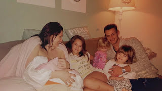 Repeat youtube video Dutch natural home water birth 2016 - Demi / ABCD sister's