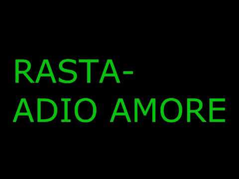 Adio More Tekst/Lyrics (rasta)