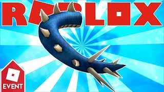 [EVENT] HOW TO GET THE WATER DRAGON TAIL | Roblox Booga Booga