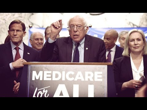 Some Democrats Are Pretending Bernie's 'Medicare for All' Bill Doesn't Exist