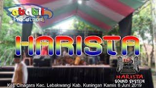 Gambar cover HARISTA MUSIC  |  LIVE - CINAGARA - KUNINGAN  EDISI 6 JUNI 2019